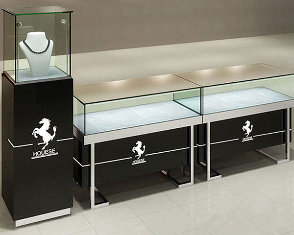 Wholesale counter jewelry display/Jewelry Store Display Showcase поставщик